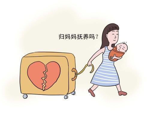 哺乳期离婚怎么争抚养权?