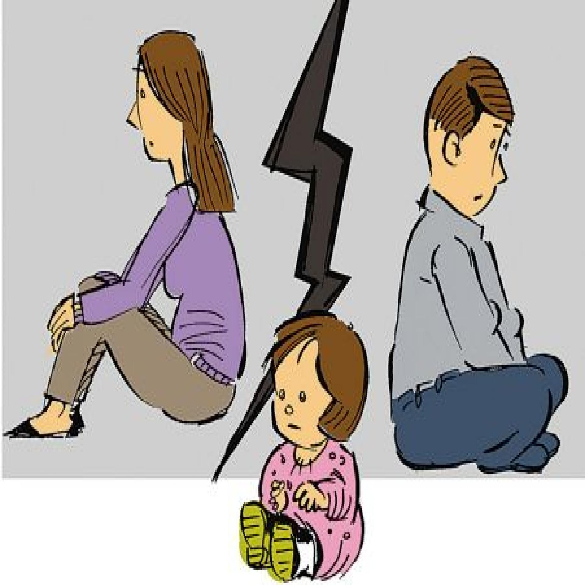 养父母离婚后养子女由谁