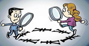 再婚家庭离婚财产应如何分割?