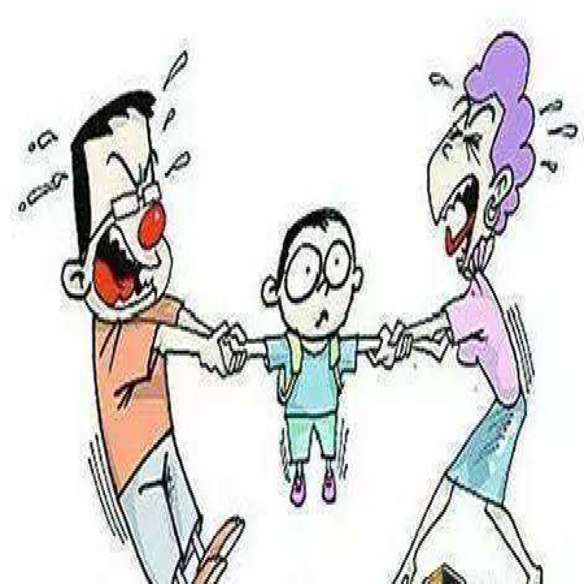 离婚时,男女双方都要孩子的抚养权,孩子判给谁抚养?